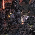 O Darth Vader vs. Aliens