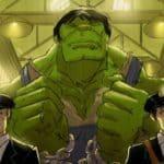 Superhero Stephen King Mash-Up