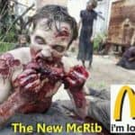 The new McRib