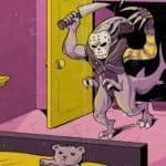 Supervillain encounters each time