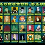 monster bash lineup halloween