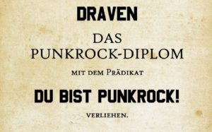 Ben je nog steeds punk rock?