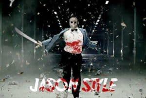 Jason Gangnam Style