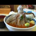 Meal! Dancing squid in the bowl