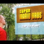 Real Life Super Mario Bros
