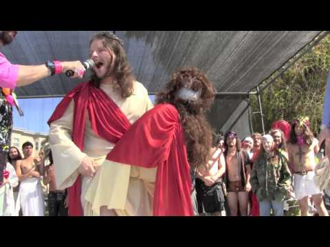 Hunky Jesus Contest 2011