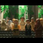 The shortest and funniest Lego Star Wars Story