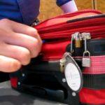 Wie man einen verschlossenen Koffer öffnet…