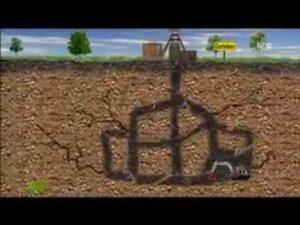 Programmet för Klaus: lagring av kärnavfall