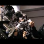 Kiss Backstage
