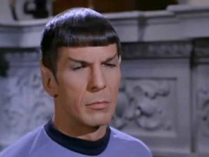 Mr Spock's faszinierender Supercut