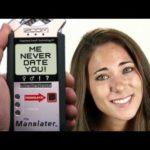 Manslator – De vrouw vertaler