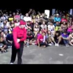 Breakdance Battle: 8 round Lil Demon is everything