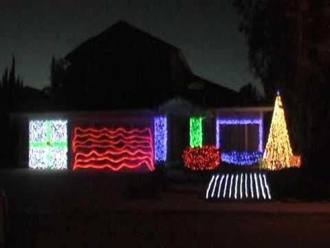 day 12 weihnachtliche hausbeleuchtung im slayer takt. Black Bedroom Furniture Sets. Home Design Ideas