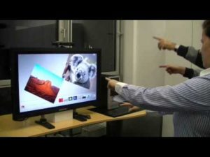 Windows 7 wie in Minority Report bedienen - mit Kinect