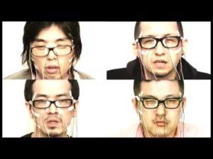 Lass es zucken: Elektrische Gesichtsstimulierung synchron
