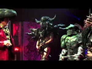 DBD: Zombies, March! - GWAR