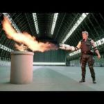 Dolph Lundgren grilling Unicorns explodes to his head