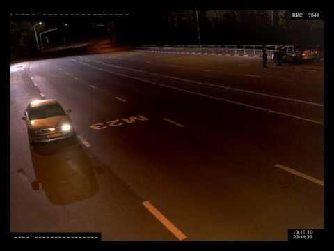 Polizist von Wolfsrudel attackiert – Traffic Control Post Is Under Attack of Wolves