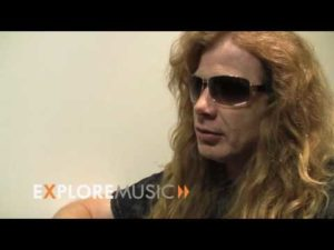 Interview med Dave Mustaine - Mustaine: En Heavy Metal Memoir