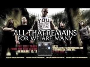 DBD: For We Are Many - All That Remains