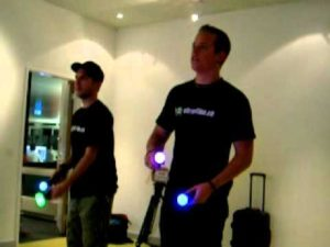 Lancement PlayStation Move