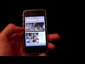 iOS 4.0 auf dem iPhone 3G