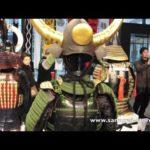 Armadura Samurai Gran Salón de Tokio 2010