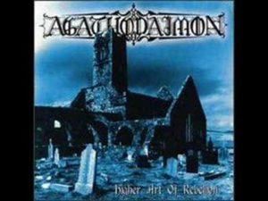 DBD: Agathodaimon - Ribbons - Requiem '99