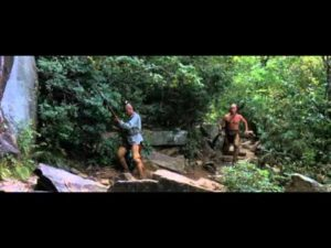 Last of the Mohicans - Last Ending Scene