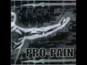 Yield from Pro-Pain concert