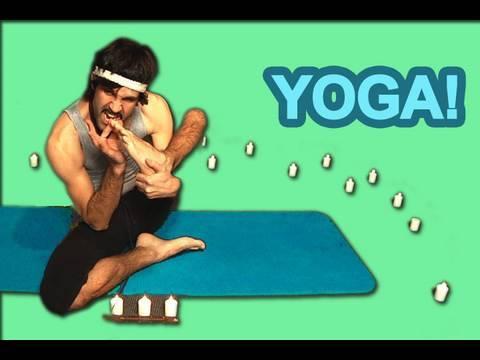 Amazing New Yoga Poses