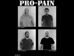 Pro Pain, Bir çekiç konser!