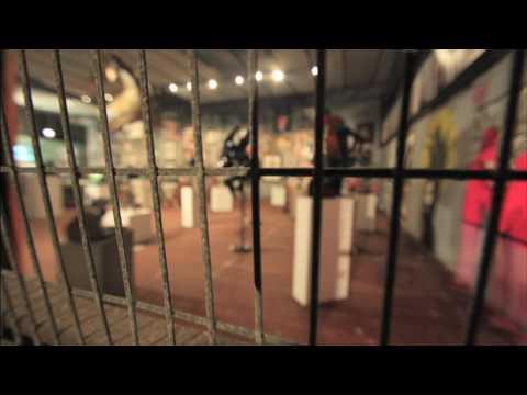 Mutate Britain: Britain's Biggest Street Art Exhibition
