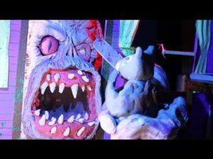 Lee Hardcastle - Claycat's Evil Dead II