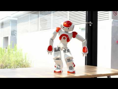 """The Evolution of Dance"" performed by a Robot"