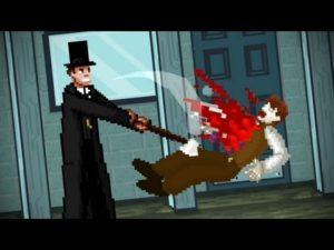 8-Bit - Lincoln: Vampire Hunter