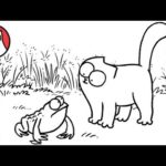 Simon's Cat – Tongue Tied