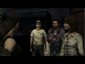 The Walking Dead: - Trailer zum Spiel