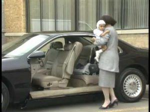 Disappearing Car Door