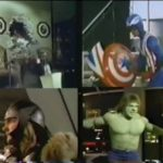 The Avengers vs KISS