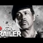The Expendables 2 – Treyler