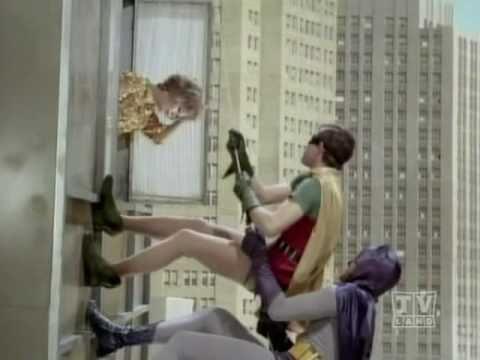 Alle Fenster Rausgucker der 60er Jahre Batman Serie