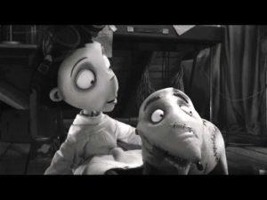 Tim Burtons Frankenweenie – Trailer
