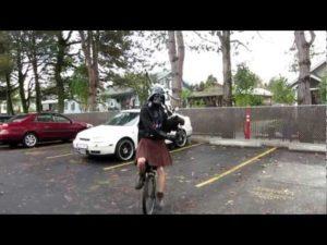 Wat maakt Darth Vader?