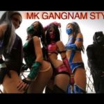Mortal Kombat vs Gangnam stiler