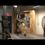 Boston Dynamics Petman-Robot