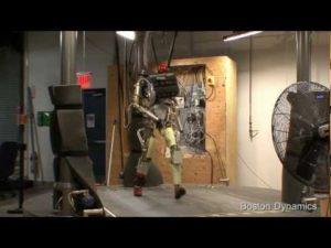 Boston Dynamics Petman-Robot