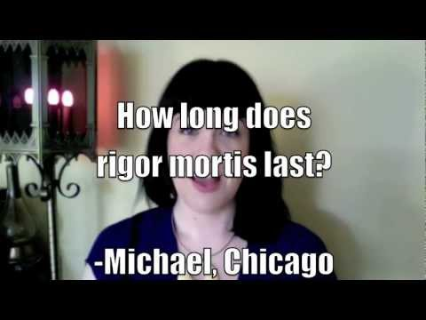 Ask a Mortician – Episode One