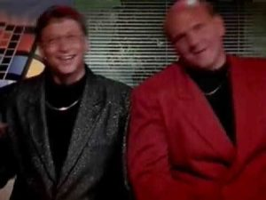 Bill Gates & Steve Ballmer: Night at the Roxbury